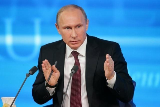 Пресс-конференция Путина 19 декабря 2013 (2): Фото