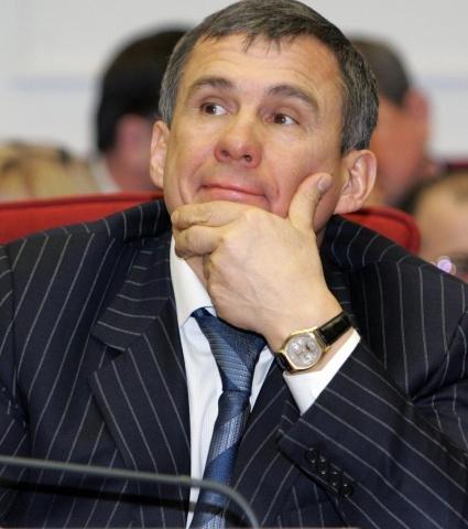 Рустам Минниханов: Фото