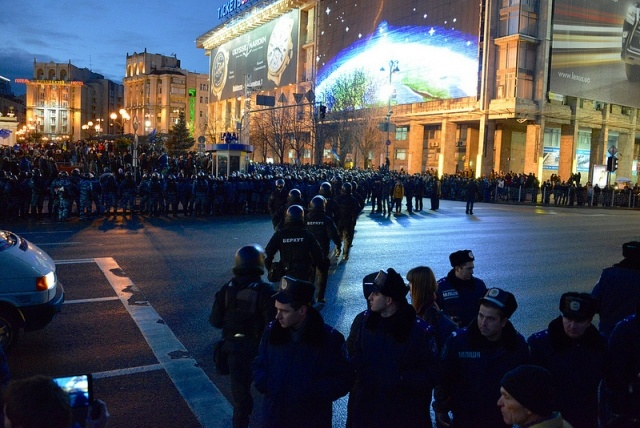 Евромайдан. Часть 2. : Фото