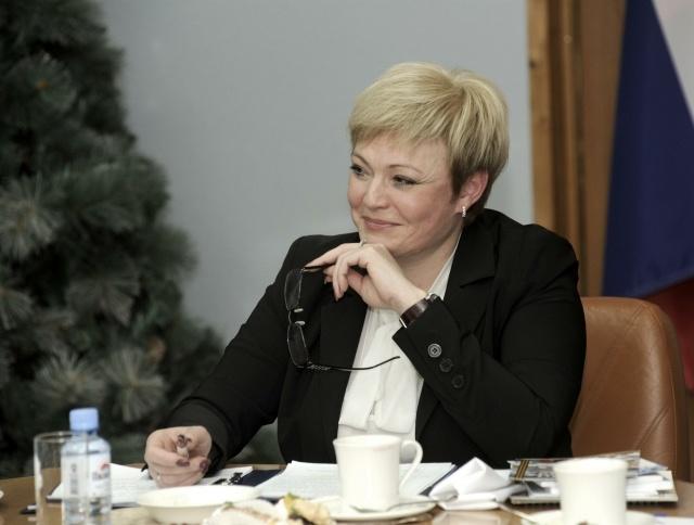Губернатор Мурманской области Марина Ковтун: Фото