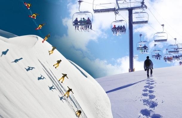 Гид по зимним видам спорта в Петербурге: где, когда, почем