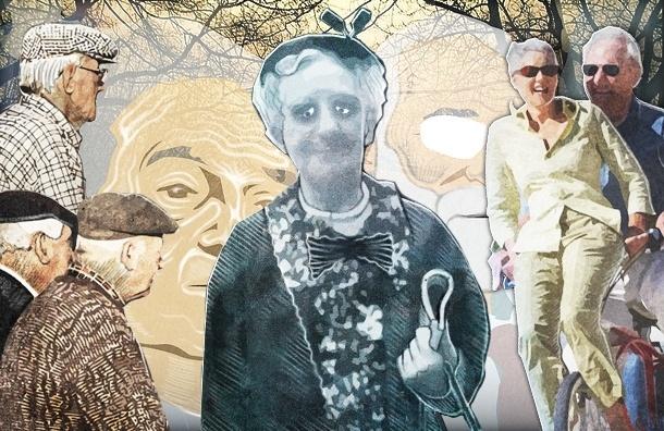 Пожилые в Петербурге предпочитают работать «до конца»: на пенсии не сидится