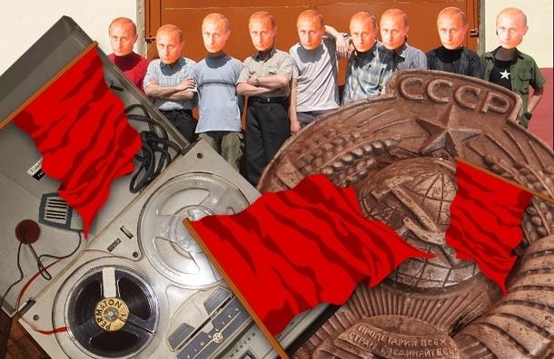 «Семидесятнутые» - от Путина до Немцова: поколение, которое сформировалось в «вечном СССР»
