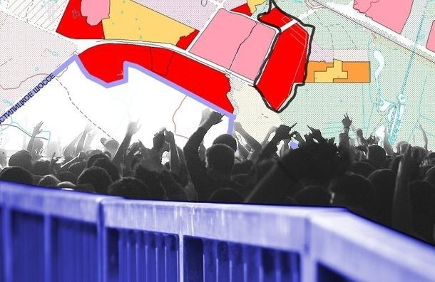 Население Петергофа хотят увеличить в 2,5 раза - жители против