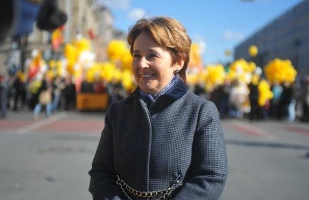 Оксана Дмитриева: «Вообще-то я выборы не проигрываю»