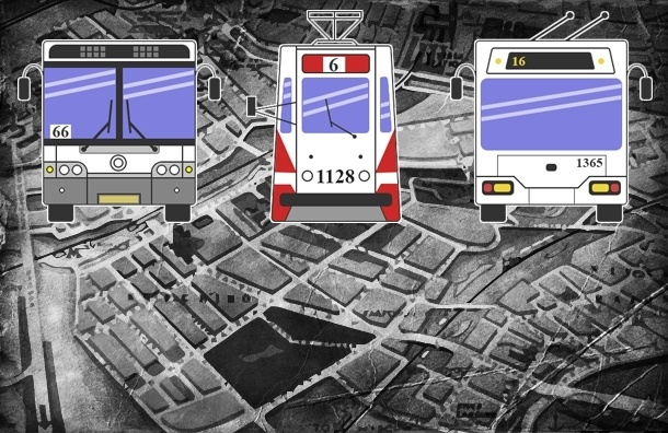 Рейтинг транспортной комфортности районов Петербурга