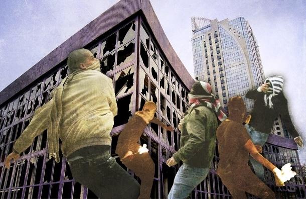 Теория разбитых окон: как она работает в Петербурге