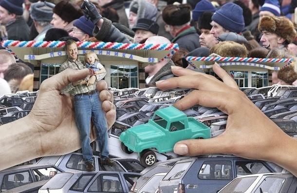 Жизнь в новых районах Петербурга рискует стать компьютерной игрой с множеством багов