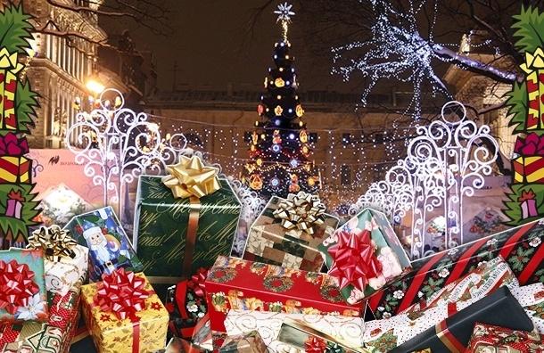 Тринадцать новогодних ярмарок в Петербурге, на которых можно купить подарки