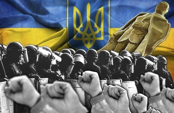 Чем украинский протест отличается от петербургского