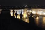 Петербургские «руферы» залезли на крышу Эрмитажа