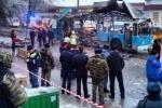 Взрыв в Волгограде 30 декабря в троллейбусе: 15 погибших