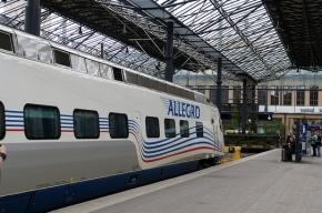 Поезда Allegro задерживаются из-за обрыва провода
