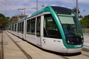 Комитет по транспорту Петербурга заказал четыре трамвая за 337 млн рублей