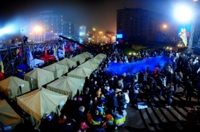 На Майдане в Киеве скончался участник митинга