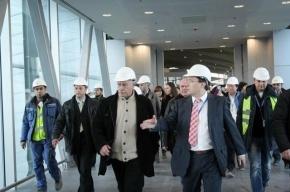 Новый терминал Пулково работает без разрешения Росавиации