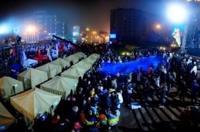 Неподалеку от Евромайдана в Киеве умер человек