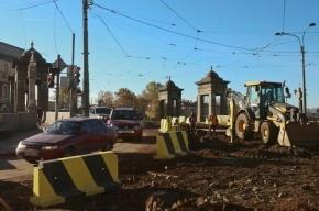 Открытие Старо-Калинкина моста могут отложить до февраля