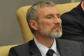 Драка в Госдуме: Журавлев не собирается сдавать мандат
