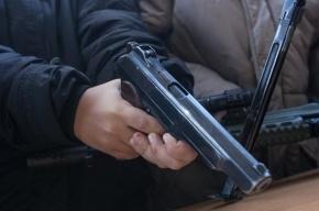 В перестрелке в центре Москвы убит грабитель и ранены полицейские