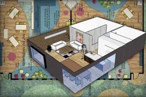 Обзор строящейся недвижимости:  недорогие 2-комнатные квартиры в новых домах