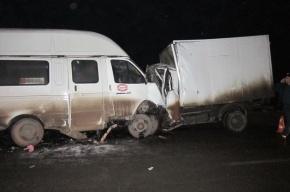 ДТП в Ростовской области: 3 человека погибли, 11 в больнице