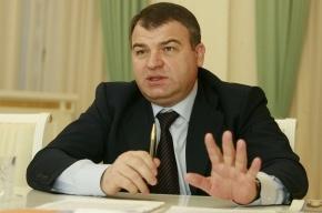 Сердюкову грозит дело за продажу земель Рослесхоза