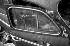 Водителя и пассажира иномарки расстреляли на юго-востоке Москвы