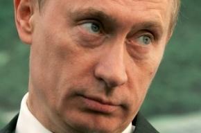 Путин заморозил зарплаты чиновников и военных на один год