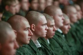 Призывники смогут сами выбирать срок службы в армии