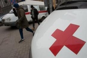 В Петербурге в двух ДТП травмы получили несовершеннолетние