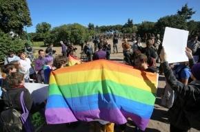 В Петербурге в пятый раз был «заминирован» ЛГБТ-фестиваль