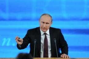 Комитет 60-летия Путина просит президента помиловать всех политзаключенных