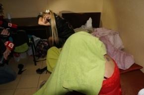 В Петербурге полиция ликвидировала бордель с проститутками из Азии и Африки