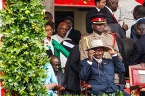 Геям в Уганде грозит пожизненное заключение