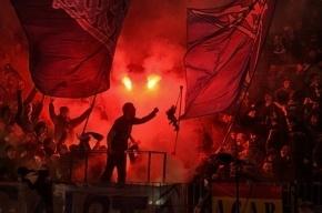 Фанатские сектора «Петровского» будут закрыты на матче с «Боруссией»