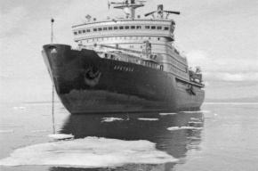 Круизный лайнер «Академик Шокальский» сел на мель во льдах Антарктиды