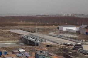 В Петербурге построили новый мост