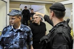 Михаил Ходорковский выступил с первым публичным заявлением