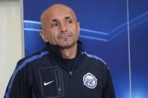«Зенит» ищет замену главному тренеру Спаллетти