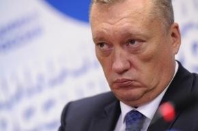 Единороссы Петербурга просят убрать Тюльпанова из Совета Федерации