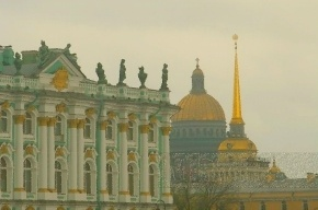 По крышам Эрмитажа будут водить экскурсии