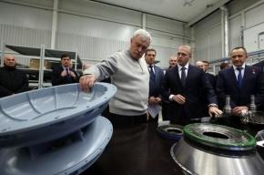 Полтавченко намерен создать в Петербурге музей науки