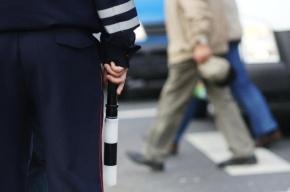В субботу в Петербурге в трех ДТП с пешеходами погибли два человека