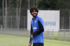 «Наполи» готов купить Нету, португальского защитника «Зенита»