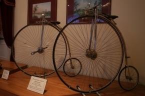 Из Петергофа в Сочи доставили велосипед Николая II