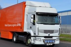 Сотрудники ГИБДД остановили грузовик с мертвым водителем под Иркутском