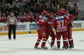 Сборная России по хоккею уступила команде Финляндии на Кубке Первого канала