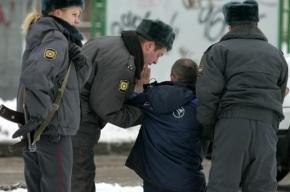 В Петербурге пьяный мужчина угнал иномарку и попал в ДТП