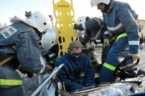 Два человека погибли, трое ранены в аварии на проспекте Энергетиков